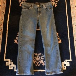 Juicy Couture Cropped Jeans, Size 29